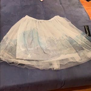 Disney's Cinderella Castle skirt